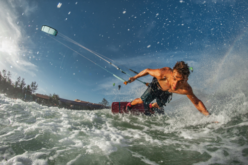 Guide to Kiteboarding
