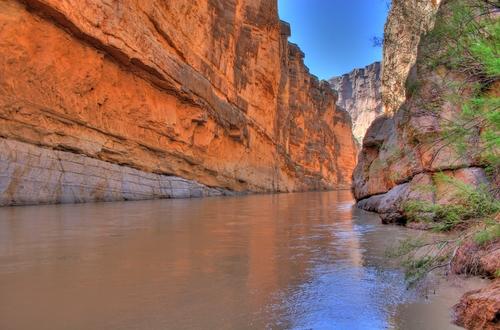 Rafting Santa Elena Canyon
